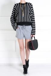 Хлопковый свитер T by Alexander Wang