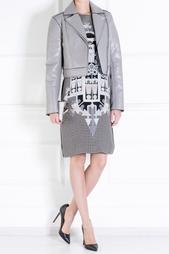 Шелковое платье Holly Fulton