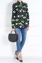 Хлопковая рубашка Comme des Garcons