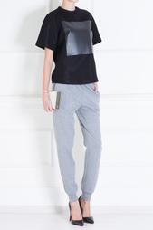Хлопковые брюки T by Alexander Wang