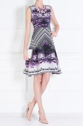 Платье из вискозы Polina Hervé Léger