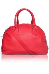 Кожаная сумка Panettone Large Christian Louboutin