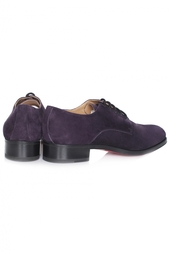 Замшевые туфли Chorale Christian Louboutin