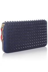 Кожаный кошелек Panettone Wallet Christian Louboutin