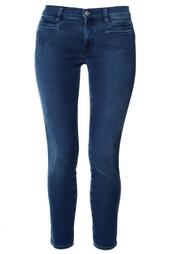Укороченные темно-синие джинсы Paris MiH Jeans