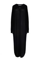 Трикотажное платье на пуговицах Stella Mc Cartney