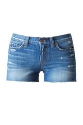 Хлопковые шорты J Brand