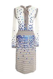 Шерстяное платье Libertine