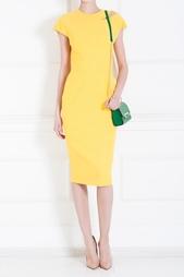 Кожаная сумка Micro Mini Diane von Furstenberg
