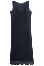 Прозрачное платье в пол The Row