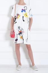 Платье из вискозы No.21