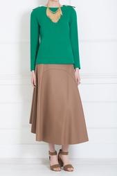 Шерстяная юбка Marni