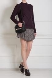 Шерстяная юбка Carven