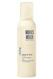 Пена для волос гибкой фиксации Styling 200ml Marlies Moller