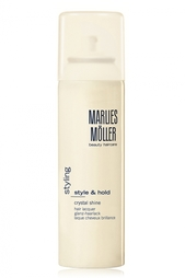 Лак для волос Crystal Shine 200ml Marlies Moller