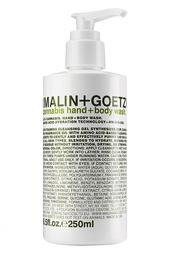 """Гель-мыло для рук и тела Cannabis """"Каннабис"""" 250ml Malin+Goetz"""