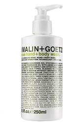 "Гель-мыло для рук и тела Rosemary Body Wash ""Роза"" 250ml Malin+Goetz"