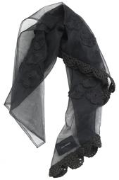 Хлопковый платок Simone Rocha