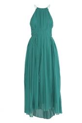 Шелковое платье Tibi