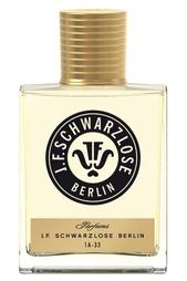 "Парфюмерная вода 1A-33 ""Дух Берлина"" 50ml J.F. Schwarzlose Berlin"