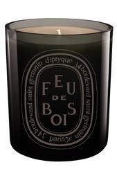 Свеча из парфюмированного воска Feu de Bois Diptyque