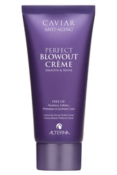 Лосьон для разглаживания и блеска волос Caviar Anti-Aging Perfect Blowout Creme 100ml Alterna