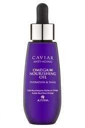 "Масло для волос Caviar Anti-Aging Omega+ Nourishing Oil ""Интенсивное питание Омега+"" 50ml Alterna"