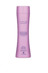 Шампунь с морским шелком для объема волос Caviar Anti-Aging Bodybuilding Volume 250ml Alterna