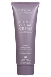 Крем для фиксации и объема волос Caviar Full-Body Volume Creme 100ml Alterna