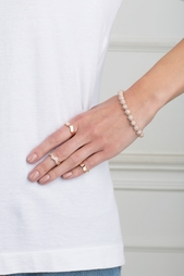 Позолоченный браслет с кристаллами Eddie Borgo