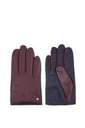 Кожаные перчатки Carven