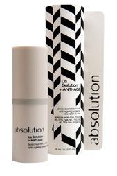Антивозрастная сыворотка для лица La Solution + Anti-Age 15ml Absolution