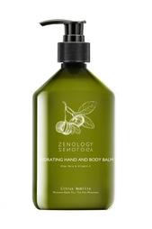 Бальзам для рук и тела «Зеленый чай» 500ml Zenology