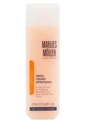 Восстанавливающий шампунь Softness 200ml Marlies Moller