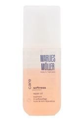 Восстанавливающее масло-спрей для волос Softness 125ml Marlies Moller