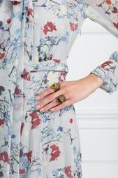 Кольцо с аметистом Gucci