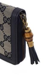 Кожаный бумажник Gucci