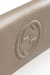 Кожаный кошелек Soho Gucci