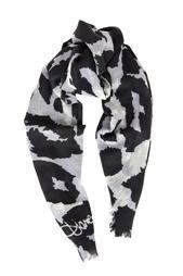 Кашемировый шарф Diane von Furstenberg