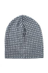 Шерстяная шапка с кристаллами No.21