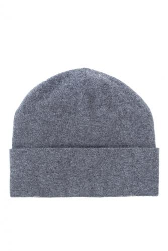 Шерстяная шапка с кашемиром и ангорой