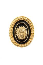 Винтажная брошь (90-е) Gianni Versace Vintage