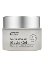 Гель для лица Natural Snail Mucin 50ml Sferangs