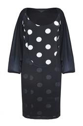 Платье из полиэстера Junya Watanabe