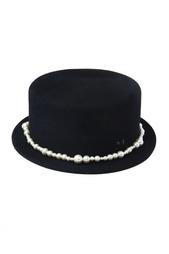 Шляпа из войлока Maison Michel