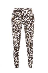 Леггинсы с леопардовым принтом Stella Mc Cartney