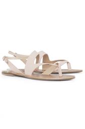 Кожаные сандалии Daphne Diane von Furstenberg