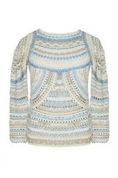 Хлопковый свитер Isabel Marant