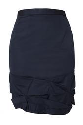Хлопковая юбка Comme des Garcons