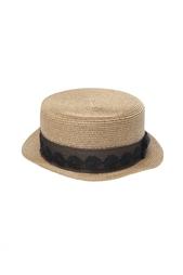 Соломенная шляпа Eugenia Kim